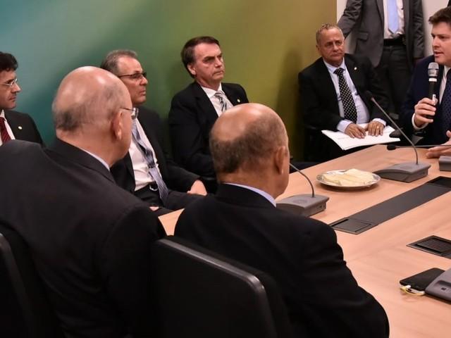 Bolsonaro refém do Congresso