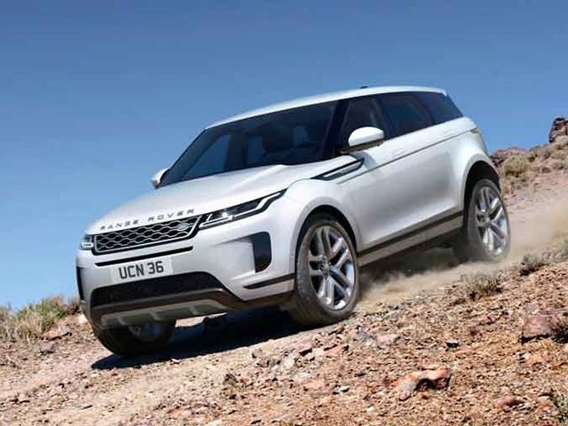 [Recall] Land Rover convoca Range Rover Evoque por falha elétrica