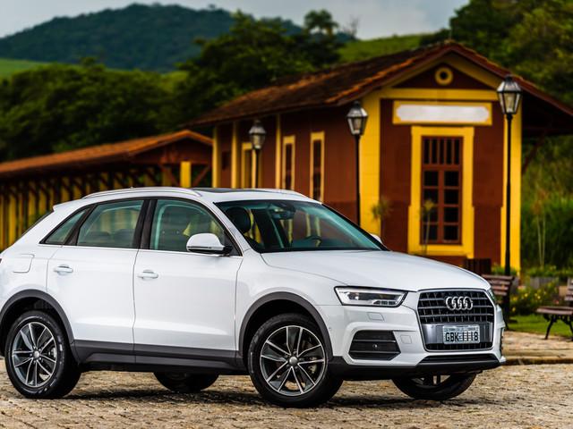 Recall: Audi Q3 e RS Q3 são convocados por falha elétrica
