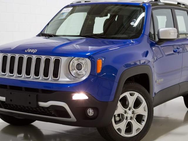 Jeep Renegade 2018: fotos, versões, preços e consumo