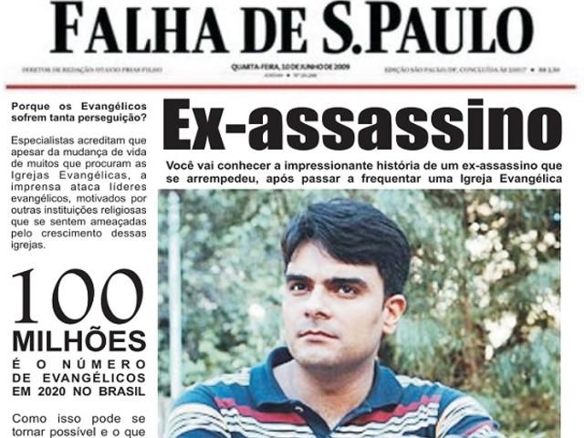 Falha de S. Paulo volta ao ar após 7 anos de censura