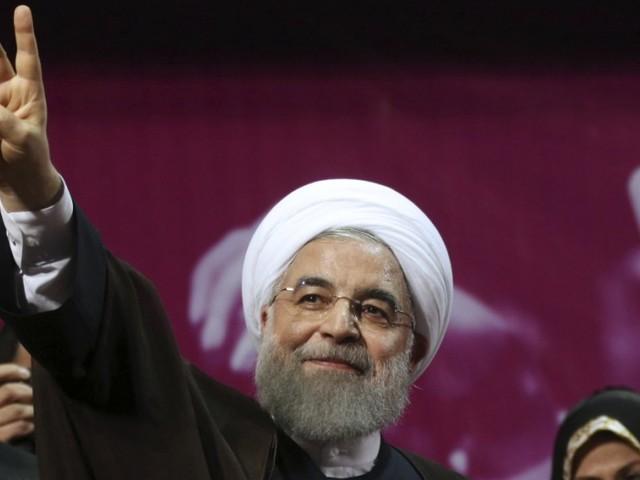 Reformer Rohani gewinnt die Wahl in Iran