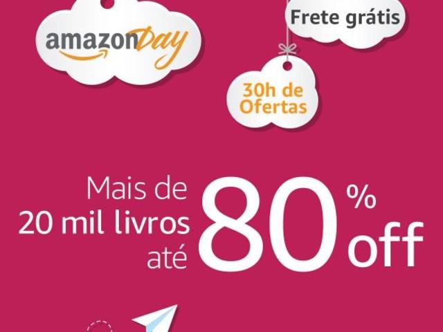 #DICA | Hoje é dia de FRETE GRÁTIS para qualquer valor na Amazon Brasil!