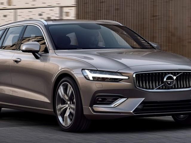 Novo Volvo V60 2019: primeiras imagens e especificações
