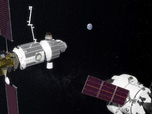 NASA começará a construir estação espacial lunar já no ano que vem