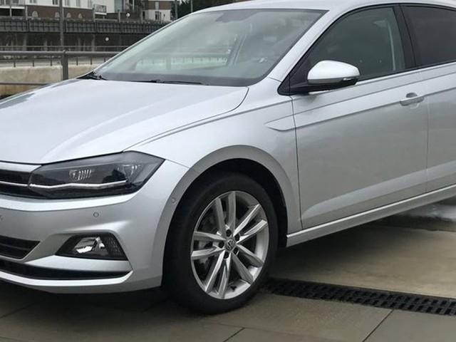 VW Polo 2018 já tem fila de espera - test-drive este mês