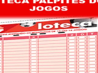 Palpites loteca 833 prêmio R$ 250 mil