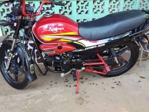 Moto 125 año 2017