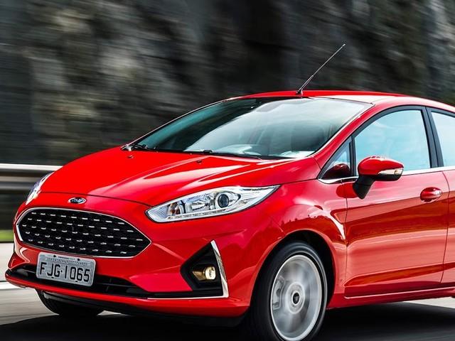 Ford mata o Fiesta no Brasil e fecha fábrica de São Bernardo