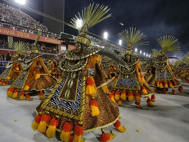 AO VIVO: Paraíso do Tuiuti no Desfile das Campeãs