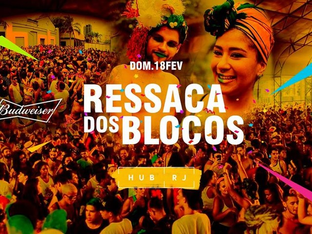 Rio Nightlife Guide for Sunday, February 18, 2018