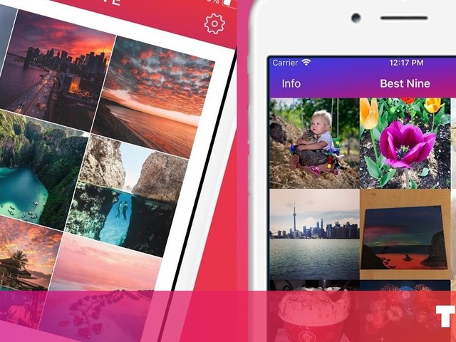How to make one of those 'Best of' Instagram collages