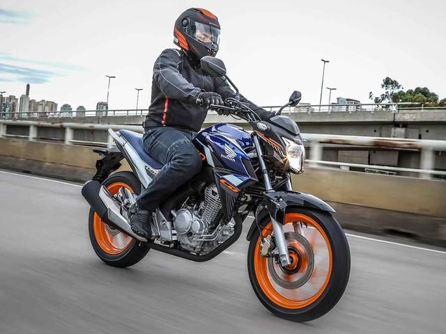 Honda CB 250F Twister Special Editon parte de R$ 14.945, sem freios ABS
