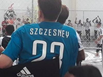Juventus erra nome de goleiro polonês em viagem de pré-temporada