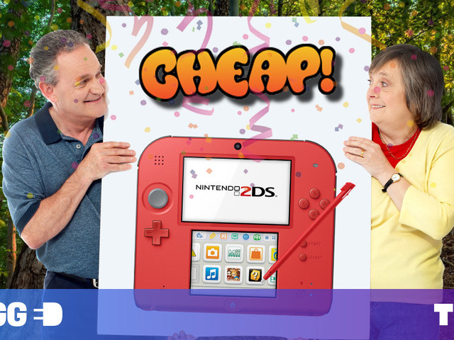 CHEAP: Call the police, a Nintendo 2DS for $50 is CRIMINAL