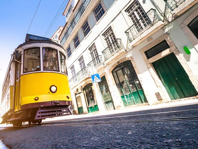Passagens para Lisboa ou Porto a partir de R$ 1.897 saindo de várias cidades brasileiras!