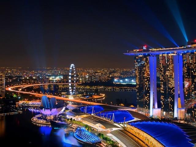 Passagem Aérea para Singapura a partir de R$ 3458