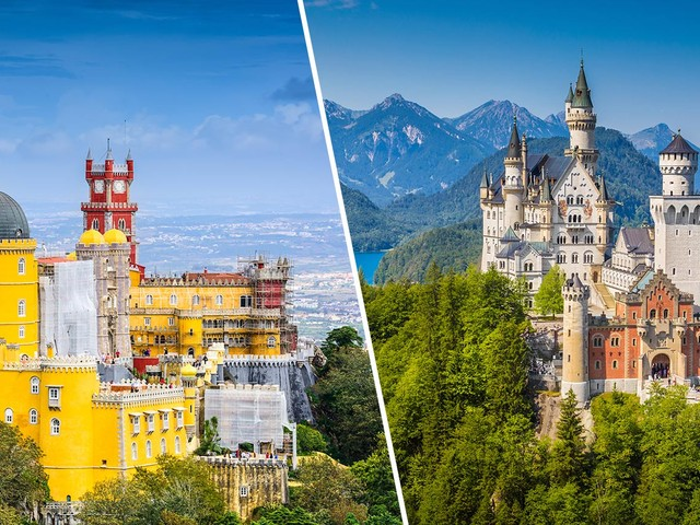 Portugal + Alemanha! Passagens 2 em 1 para Lisboa ou Porto mais Munique, Frankfurt ou Berlim a partir de R$ 1.696!