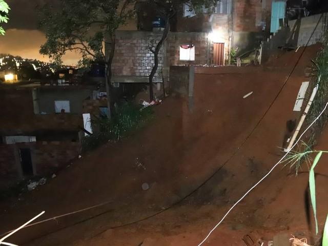 Chuvas em BH e Região Metropolitana deixam ao menos nove mortos