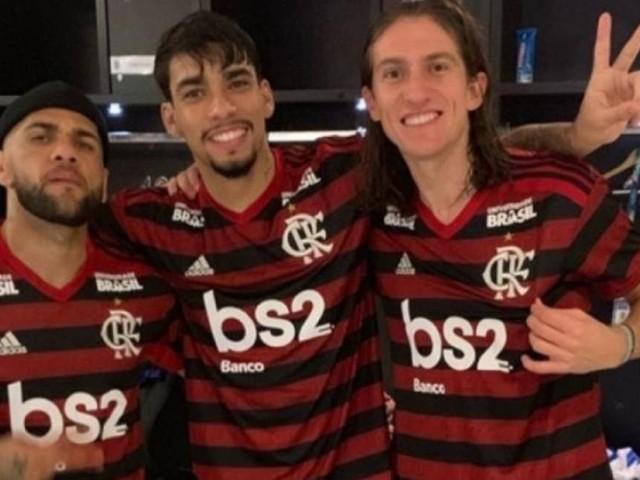 Flamengo dá sinal positivo e se aproxima de acordo com Filipe Luís