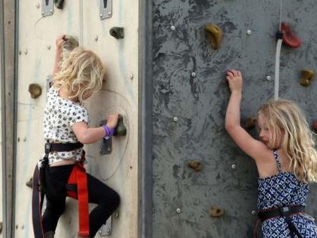 Los niños con más músculo en la infancia tienen una mejor función pulmonar de adultos