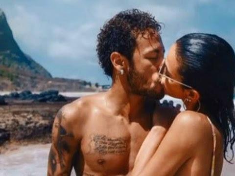 Neymar exibe tatuagem igual à de Marquezine em post romântico: 'saudade de nós'