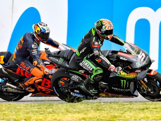 Novo rumo! Johann Zarco assina com a KTM na MotoGP