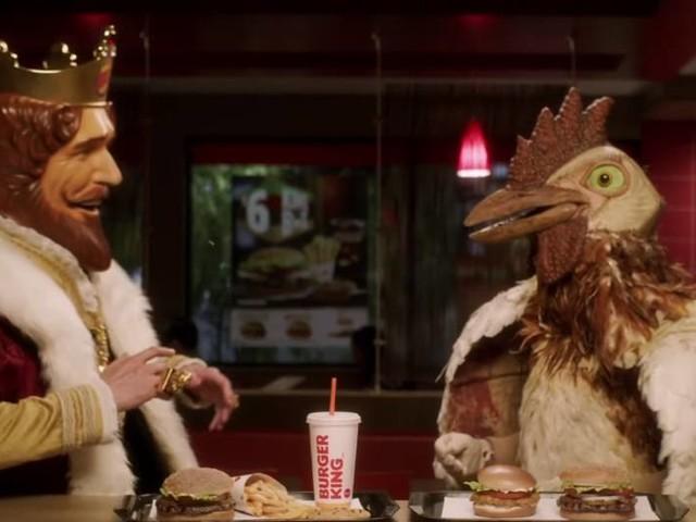 Novo comercial do Burger King promove o retorno do Subservient Chicken
