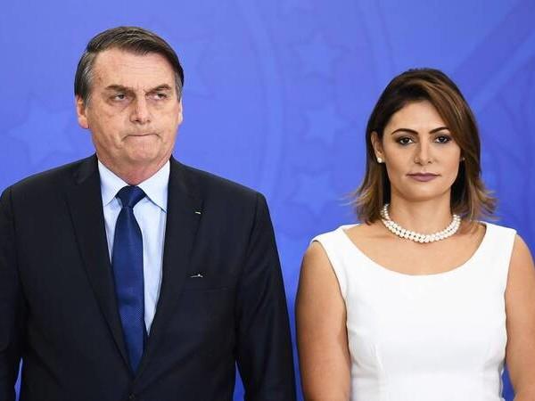 Tio de Michelle Bolsonaro é preso por estupro de crianças