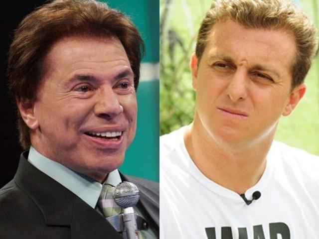 Tô no chão! Saída avassaladora de Luciano Huck da Globo tem ligação surreal com escolha de Silvio Santos e Ratinho