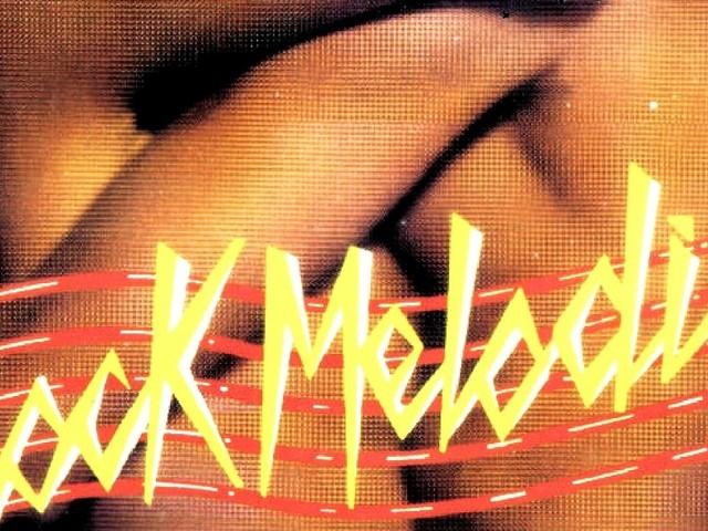 Vários intérpretes - Rock Melodia (CD s/d)