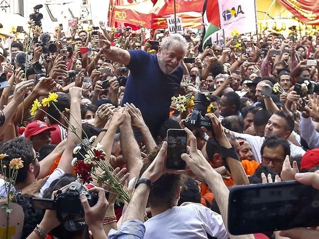Horta: Prender Lula é como enxugar gelo