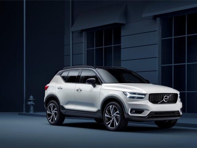 Volvo abre pré-venda do XC40 e série especial esgota em um dia