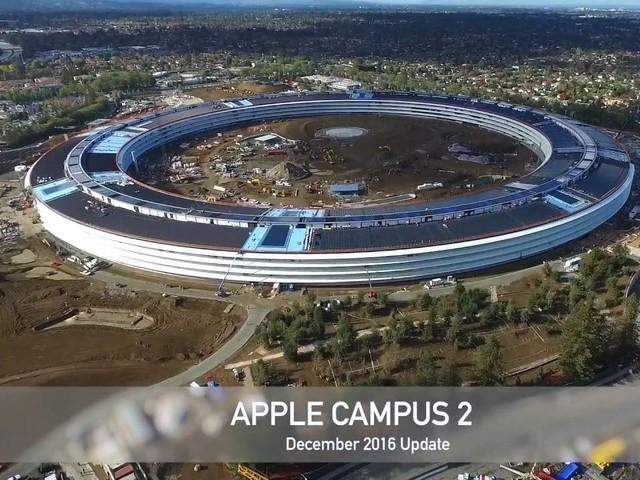 Novo campus da Maçã recebe versão 3D no Apple Maps