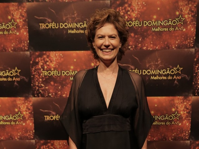 Após 20 anos, Patrícia Pillar volta a vencer o Melhores do Ano 2018
