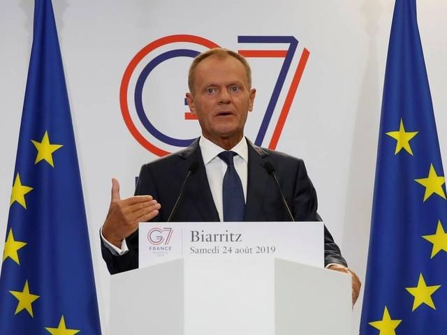 G7: Em meio às queimadas, presidente do Conselho Europeu considera 'difícil' acordo Mercosul-UE