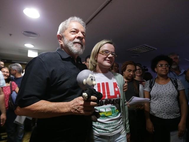 Lula não quer ir para o regime semiaberto