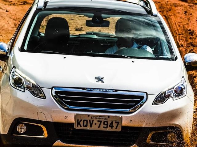 Peugeot 2008 e 208 Automáticos 6 marchas - consumo