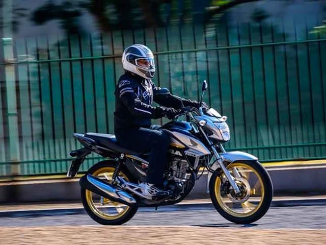 Honda CG 160 Titan ganha série especial 25 anos por R$ 10.800