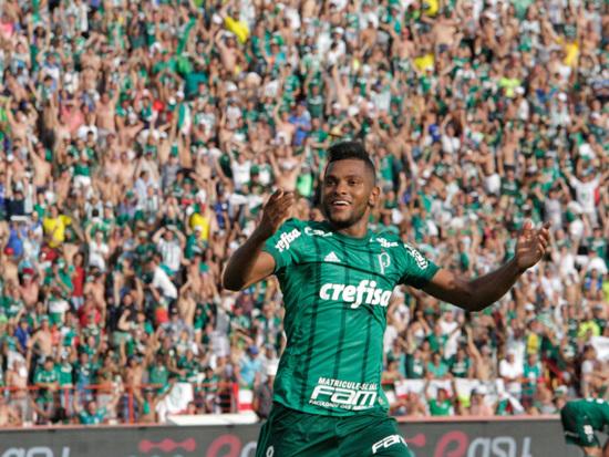 O Palmeiras de hoje já tem um rosto