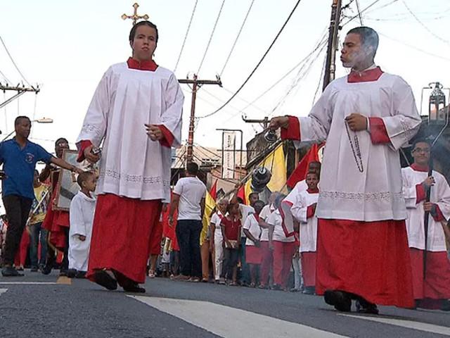 Evento em Salvador provoca interdição de tráfego nesta quarta-feira (27)