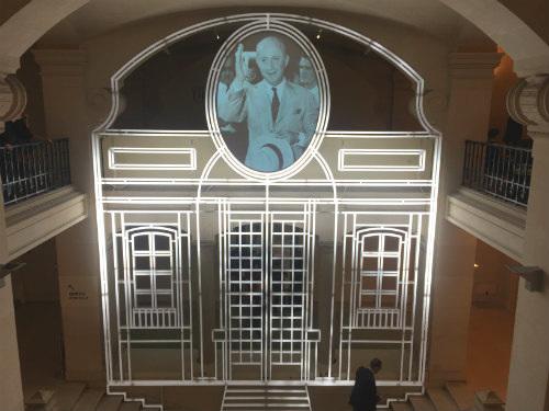 Exposição comemorando os 70 anos da Dior