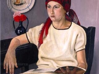 Imagem de leitura — Cagnaccio di San Pietro