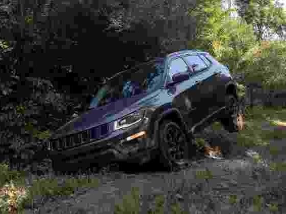 SUV é sucesso no país | Visitamos nos EUA a trilha que dá selo 'casca grossa' ao Renegade