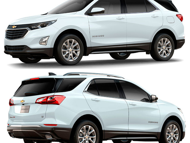 Chevrolet Equinox LT tem preço sugerido de R$ 134.900