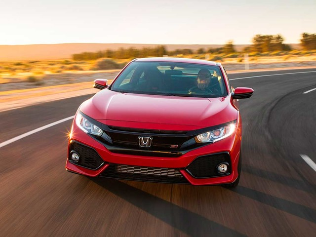 Novo Honda Civic Si chega ao Brasil em 2018