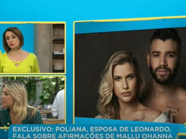 """Após envolver Leonardo, esposa expõe áudio para Catia Fonseca e detona suposta amante de Gusttavo Lima: """"Meu marido"""""""