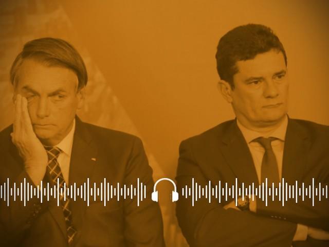 Por que Bolsonaro pensa em tirar Moro da Segurança?