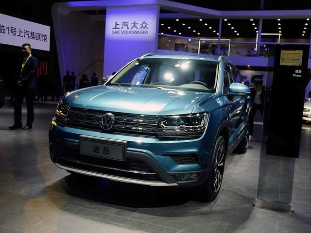 Salão de Xangai – Volkswagen Tarek chegará ao Brasil em 2020