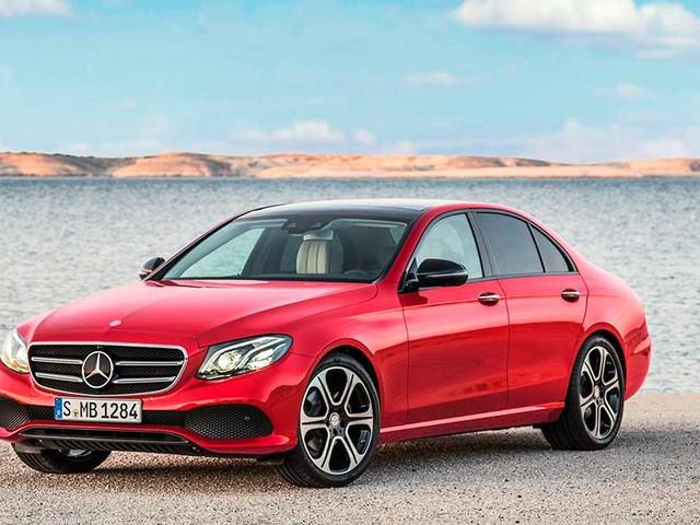 Recall: Mercedes-Benz Classe E é chamada por falha em cinto de segurança